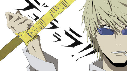 Heiwajima Shizuo wallpaper containing anime entitled Shizuo
