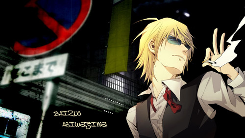Heiwajima Shizuo Hintergrund containing Anime called Shizuo