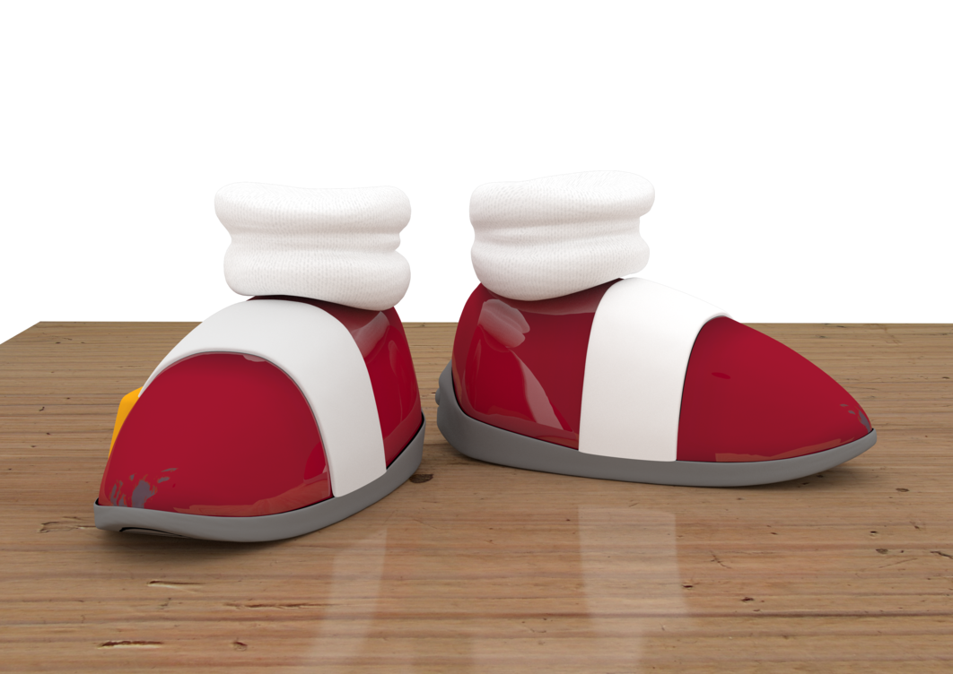 Buy Sonic The Hedgehog Shoes