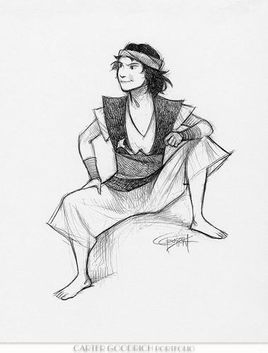 Sinbad: The Legend of the Seven Seas Concept Art