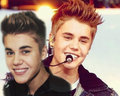 Smile Justin  - justin-bieber fan art