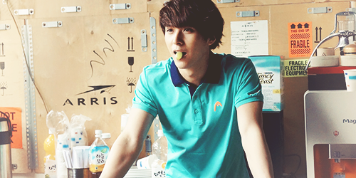 Son Dongwoon ~♥
