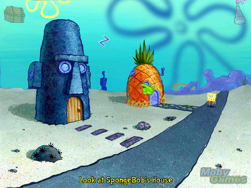 SpongeBob SquarePants: Employee of the 月