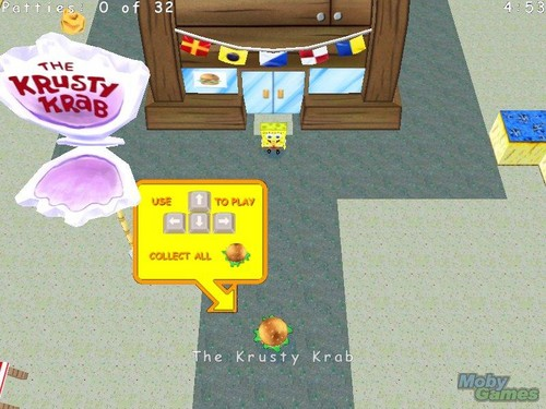 SpongeBob SquarePants: Krabby Quest