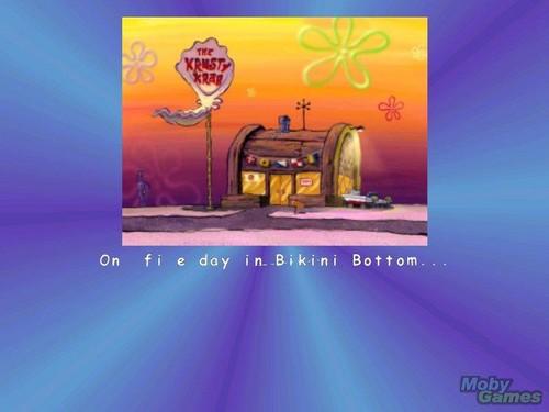 SpongeBob SquarePants: Krabby Quest