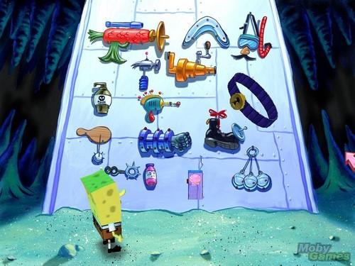 SpongeBob SquarePants: Lights, Camera, Pants!