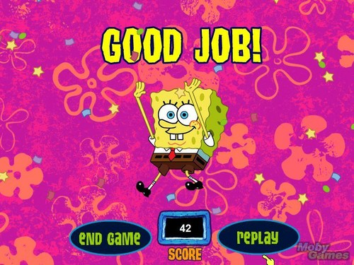 Spongebob Squarepants: Typing
