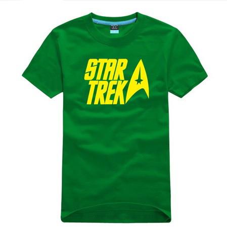 星, つ星 Trek classical logo new style t シャツ