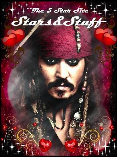 Stars&Stuff / Johnny Depp