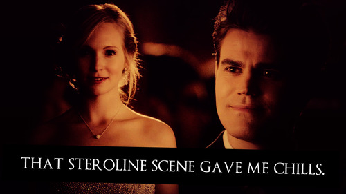 Stefan&Caroline confessions