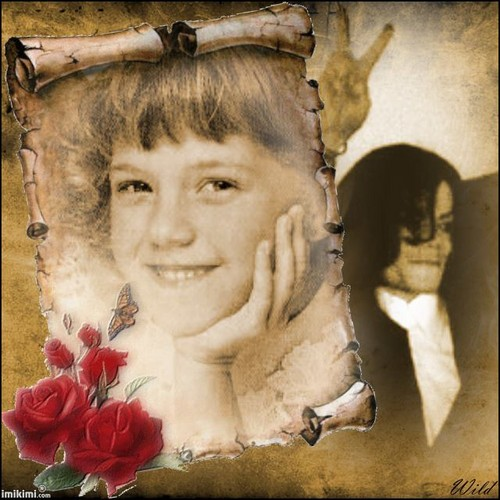 Stephanie Tanner and Michael Jackson