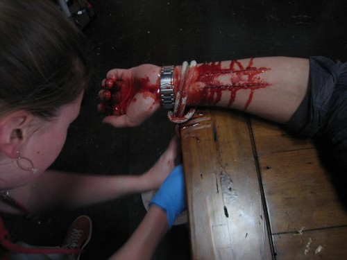sobrenatural >Behind The Scenes