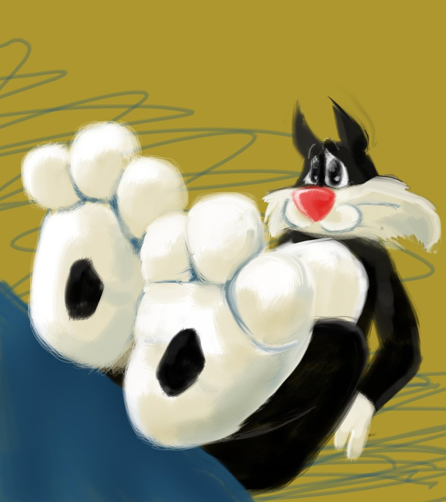 Sylvester S Feet Sylvester Photo 34566529 Fanpop