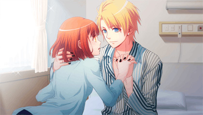 Uta no Prince-sama wallpaper titled Syo & Haruka