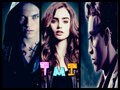 T.M.I. - mortal-instruments fan art