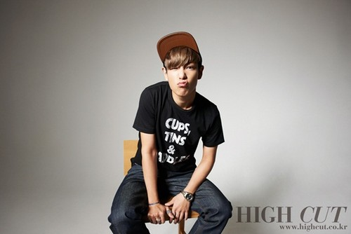 T.O.P for HIGH CUT (2012)