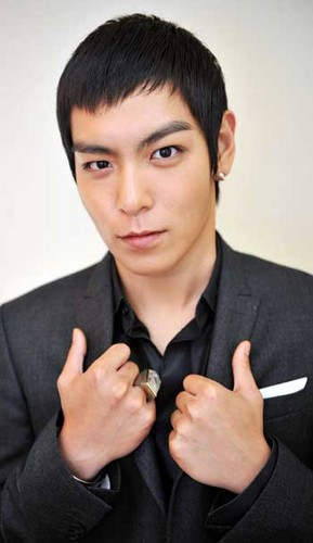 T.O.P for Hankooki (May 2010)