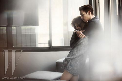 T.O.P for W Korea x Calvin Klein Jeans (2011)