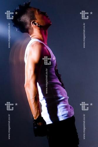 TAEYANG for Magazinet (2008)