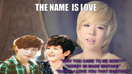 THE NAME OF amor