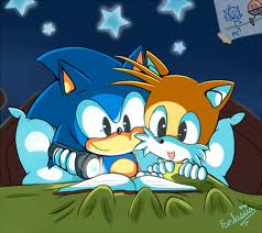 Tails Bedtime