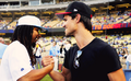 Taylor Lautner and Lil' Jon