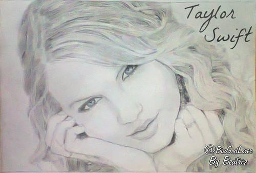 Taylor 迅速, スウィフト Drawing