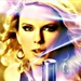 Taylor Swift-Picture to Burn - music icon