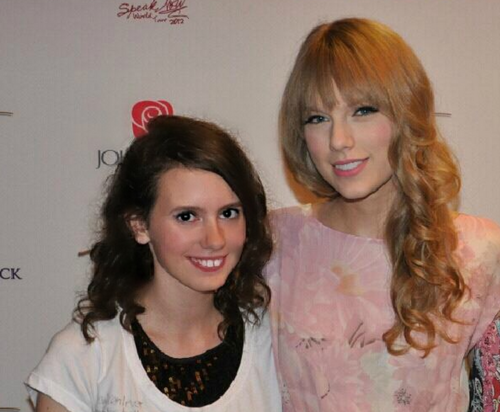 Taylor and ファン 2