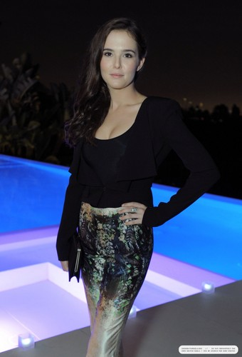 Teen Vogue's 10th Anniversary Young Hollywood Party (September 27, 2012)