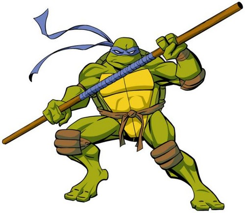 Memorable TV wallpaper probably containing anime titled Teenage Mutant Ninja Turtles