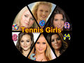 Tennis girls - taylor-swift fan art