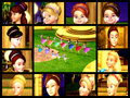The 12 Princesses - barbie-movies fan art