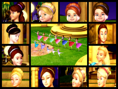 The 12 Princesses