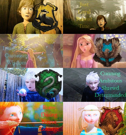 rise of the brave tangled dragons images the big four