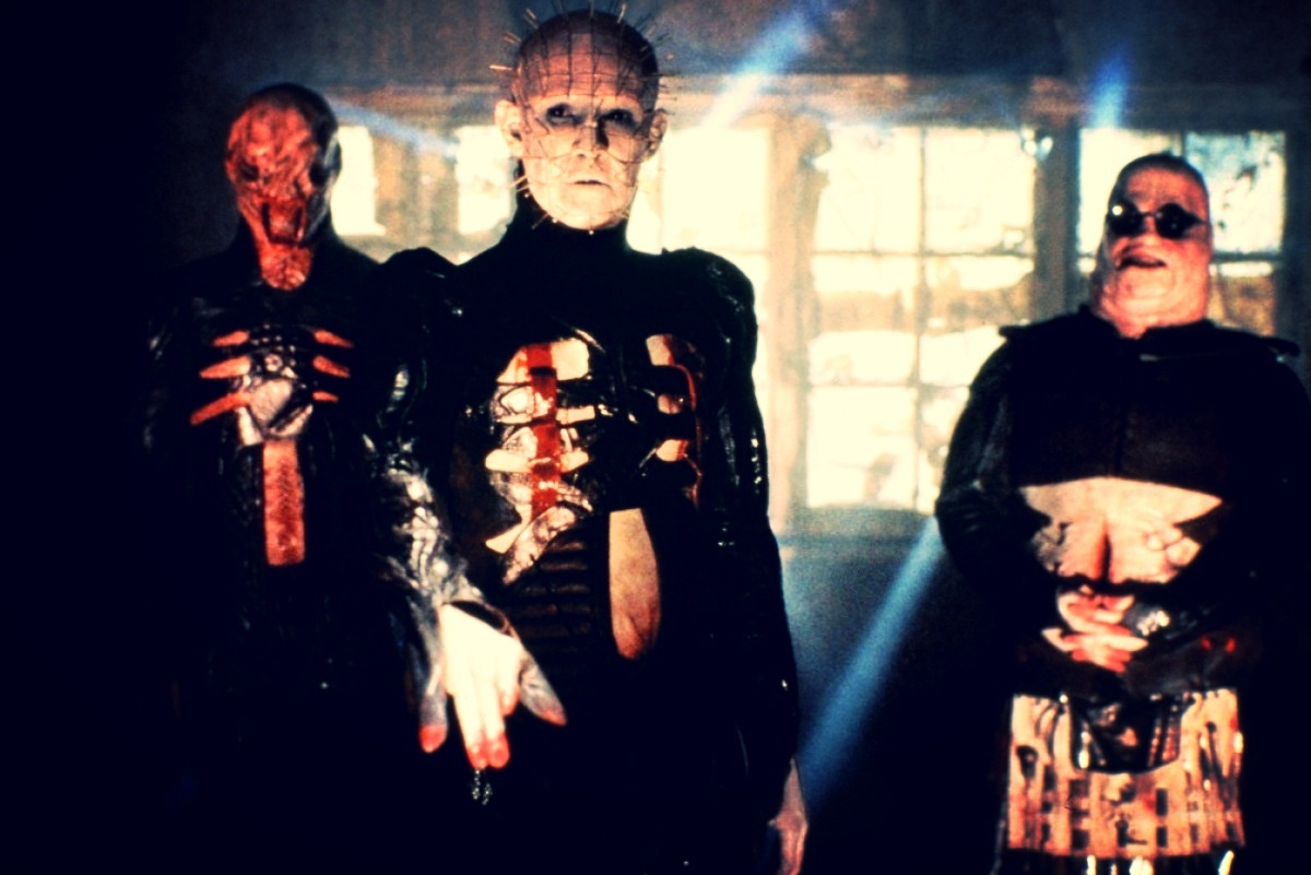 Hellraiser images The Cenobites HD wallpaper and ...