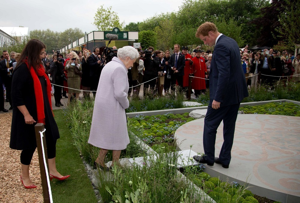 The Chelsea Flower Show Celebrates 100 Years