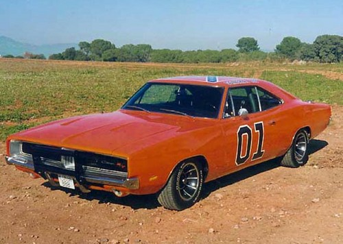 Memorable TV wallpaper probably containing a stock car and an auto racing entitled The Dukes of Hazzard