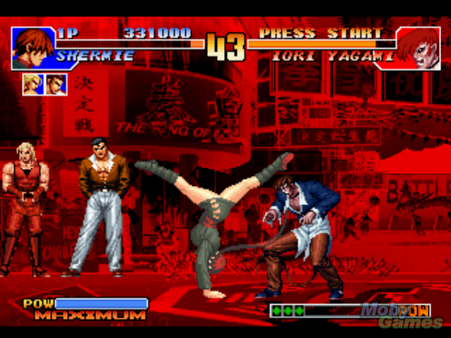The King Of Fighters Images The King Of Fighters 97 Wallpaper And
