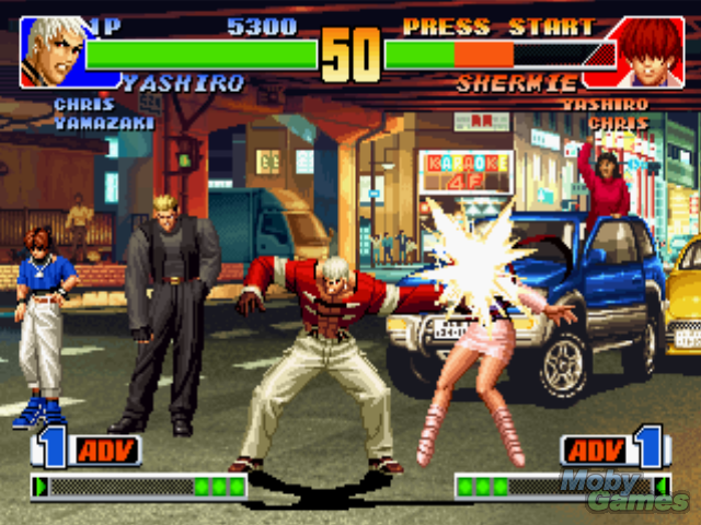 how to play king of fighters 98