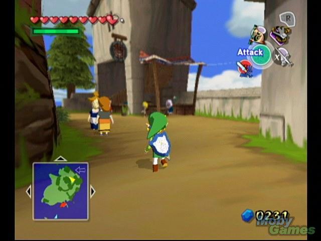 The Legend Of Zelda Images The Legend Of Zelda The Wind Waker