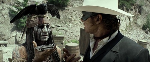 films achtergrond called The Lone Ranger 2013