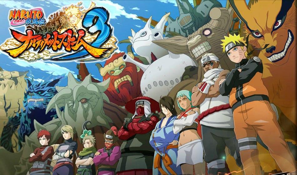 Naruto shippuuden the nine bijuu
