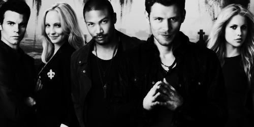 The Originals + Caroline