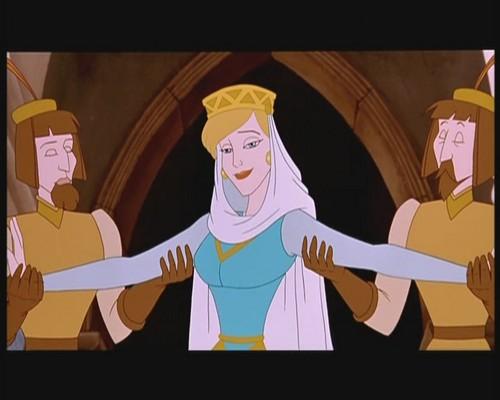 The Princess and the मटर Screencaps