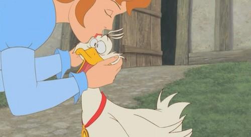 The Princess and the Pea Screencaps
