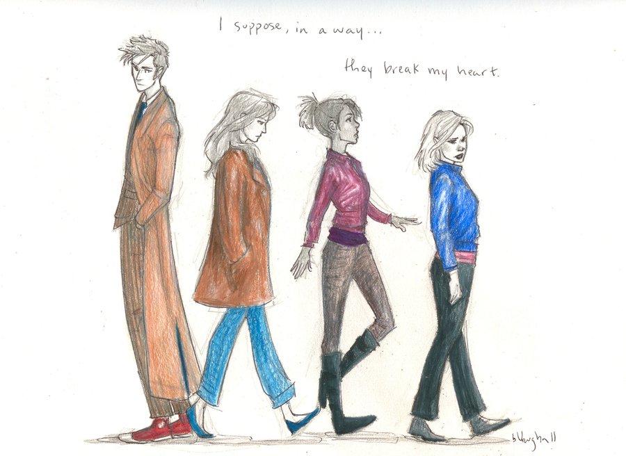 They break my heart...
