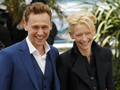 Tilda and Tom at Cannes May 2013.