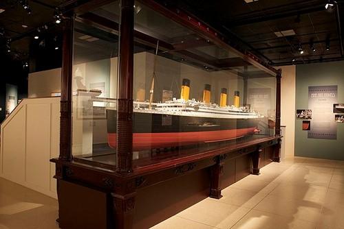 Titanic Builder's Model