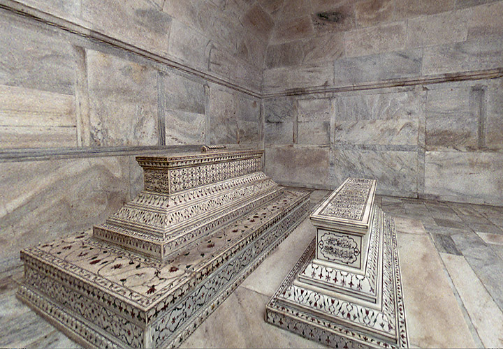 Tombs of Shah Jahan and Mumtaz Mahal